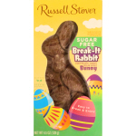 Russell Stover Sugar-Free Break-It Bunny Rabbit
