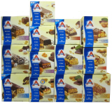 Atkins US Meal or Snack 40g to 60g bars Boxes of 5 NEW FLAVOURS ADDED