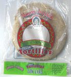 Mama Lupes Tortillas, pack of 10