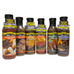Walden Farms Barbecue Sauces 340g bottles SPECIAL OFFER