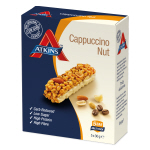 Atkins Cappuccino Nut Box of 5 30g Bars