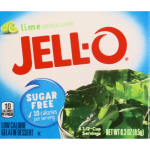 Jell-O Sugar Free Lime Jelly Mix