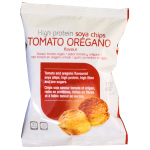 AvidHiPro Low Carb Tomato Oregano Soya Crisps 30g bag