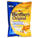 Werthers Original Sugar Free Chewy Toffees 80g bag